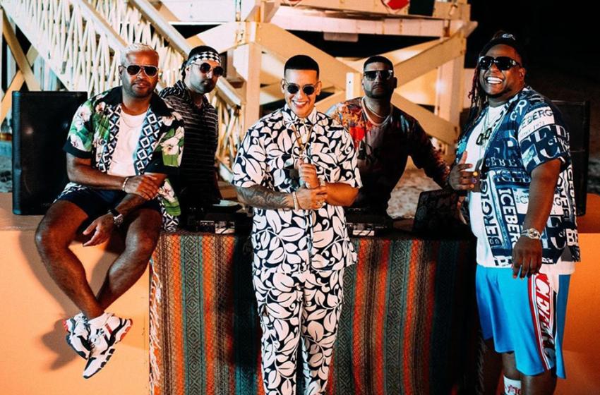 Play-N-Skillz De Junte con Daddy Yankee y Zion y Lennox