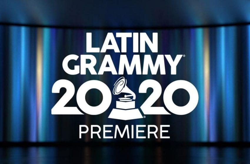 Ganadores Latin Grammy 2020