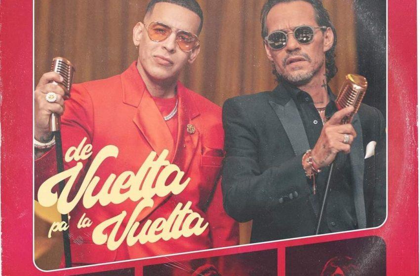 Lo nuevo de Daddy Yankee  y  Marc Anthony