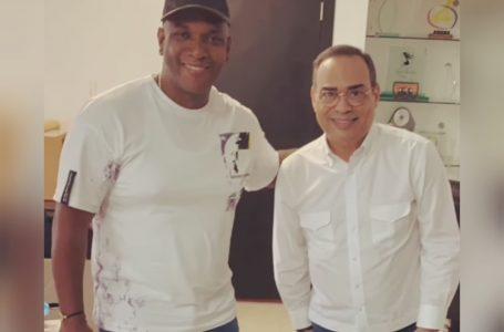 Lo Nuevo De Willy García Y  Gilberto Santa Rosa