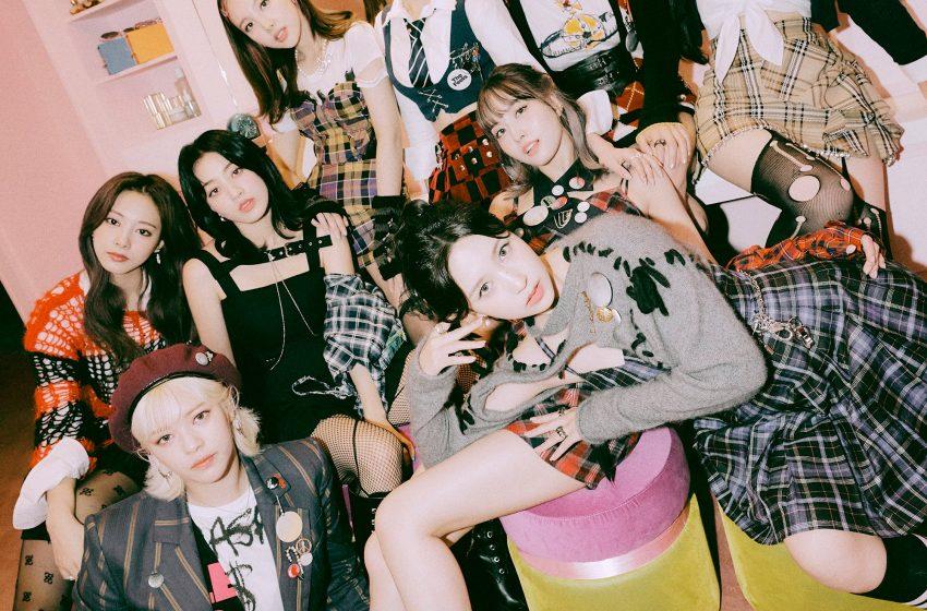 My feels, la nueva apuesta de JYP para Twice